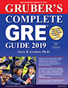 Gruber's Complete GRE Guide 2019