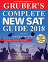 Gruber's Complete New SAT Guide 2018